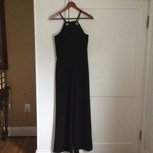 Express black jumpsuit